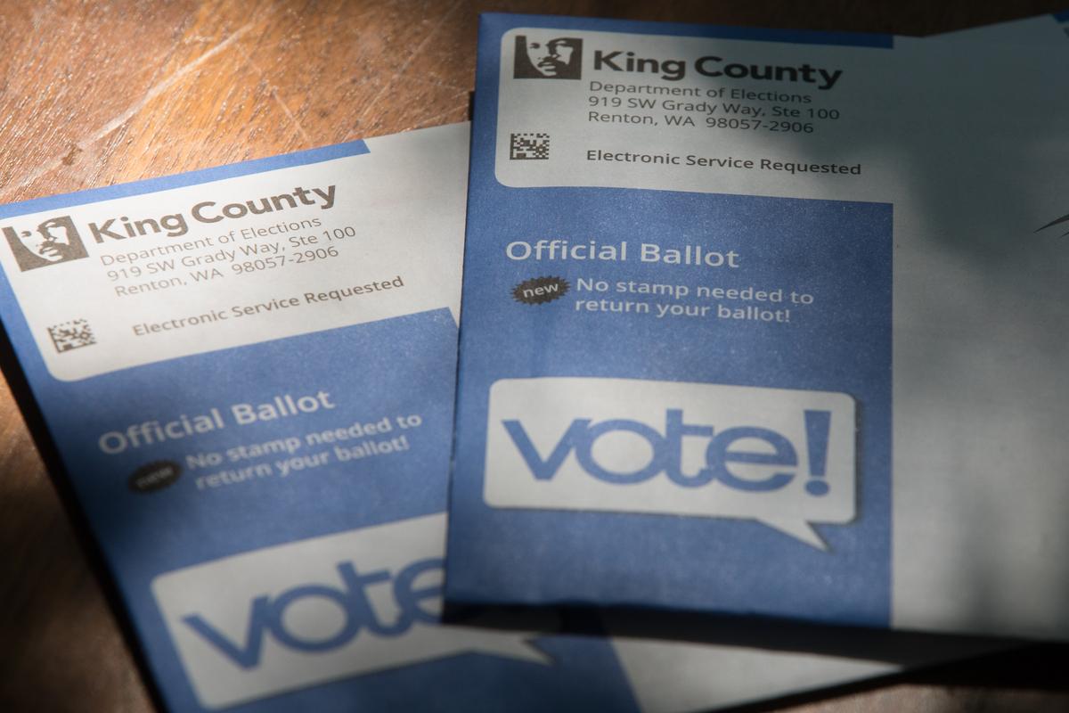 King County ballots