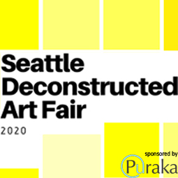 Seattle deconstructed art fair 2020