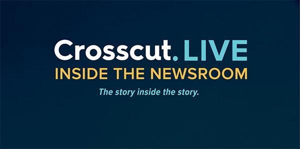 Crosscut Live: Inside the Newsroom event series