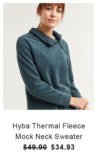 hyba-thermal-fleece-mock-neck-sweater