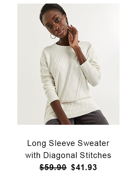 long-sleeve-tunic-sweater-with-diagonal-stitches