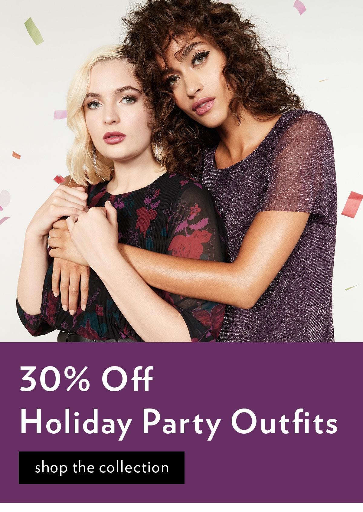 30% Off Holiday Party Outfits