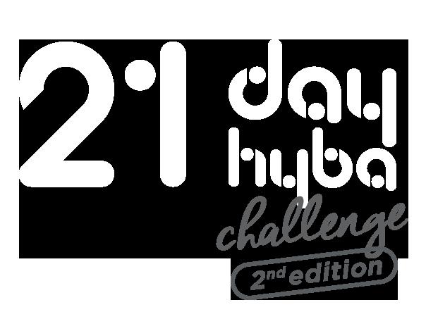 défi 21 jours Hyba